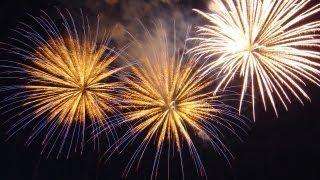Körmendi tűzijáték 2013