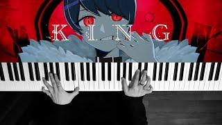 KING - Kanaria (Piano Cover) видео