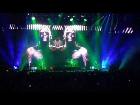 "Tool ""The Pot""  Allstate Arena encore 6/8/17"
