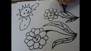drawing for kids,,easy and beautiful drawing