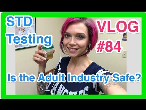 Anna's VLOG #84 Adult Industry STD Testing