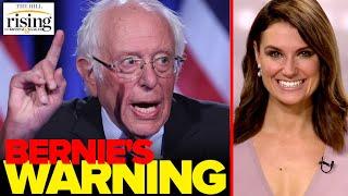 Krystal Ball: Bernie's DIRE WARNING For Establishment Dems