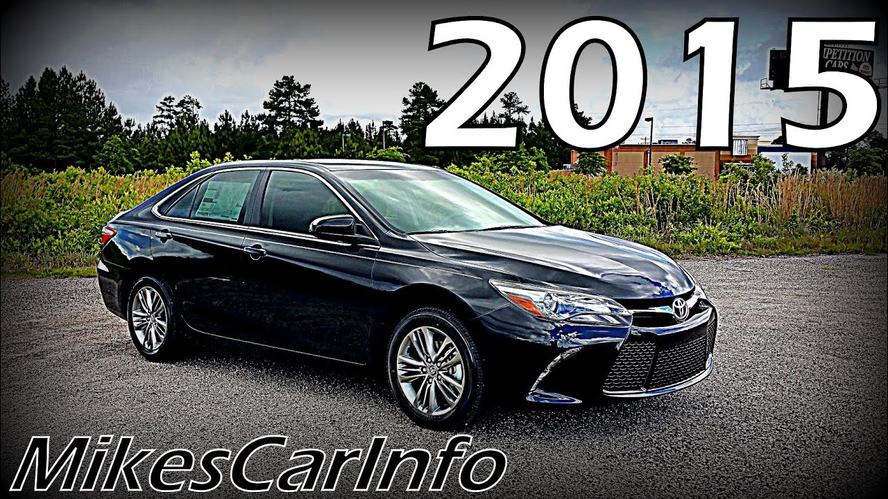 2015 toyota camry se ultimate in depth look youtube. Black Bedroom Furniture Sets. Home Design Ideas