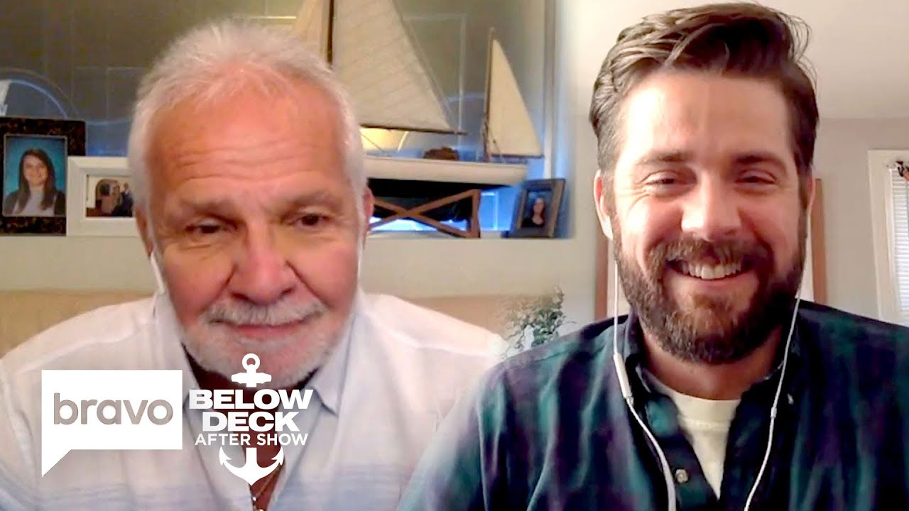 Captain Lee and Eddie Say Which Crew Member Is a Perfect Love Match for Kate Chastain | Below Deck