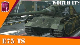 E75 TS - in stores now | wot blitz