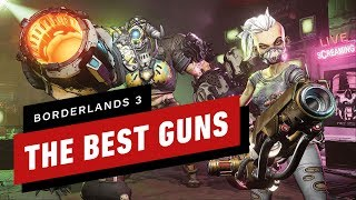 Borderlands 3: The Best Guns at the Preview Event
