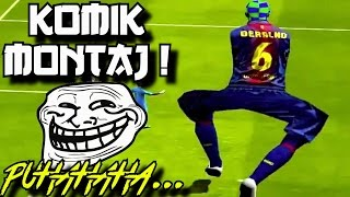 En Komik Montaj Fifa 16 | Dev Oyuncular :D | Ümidi HD | Ps4 / PC