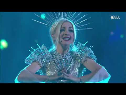 WINNER - Kate Miller Heidke - Zero Gravity (Eurovision 2019 Australia Decides) | LIVE GRAND FINAL