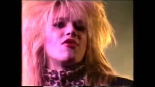 Video for Hanoi Rocks' version of Hoyt Axton's Lightning Bar Blues,...