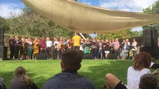 When Doves - Sing Choir at Truro Day 2019