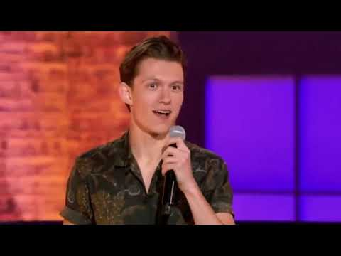Lip Sync Battle — Tom Holland vs Zendaya
