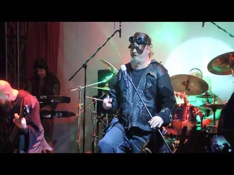 Arcturus - Arcturian Latin America Tour (1) (HD Live Video - Bogotá 2016)