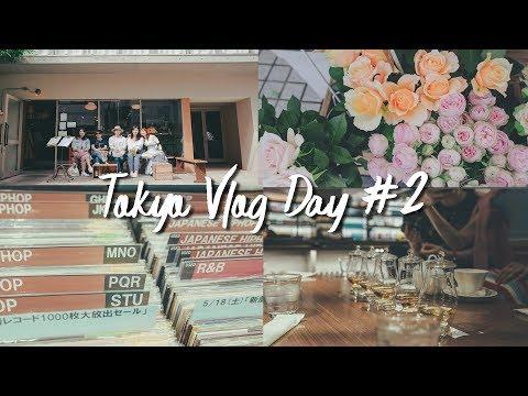 도쿄여행 브이로그(Vlog) 2일차 :: 패스 카페(Path Cafe), 후글렌(Fuglen), 아오야마 파머스 마켓 외