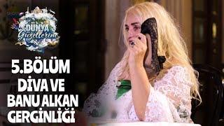 Banu Alkan ve Bülent Ersoy arasında gerginlik!