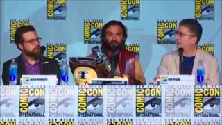 Comic Con 2013 - The Big Bang Theory Panel
