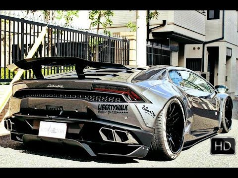 the best lamborghini huracan liberty walk body kit 2018. Black Bedroom Furniture Sets. Home Design Ideas