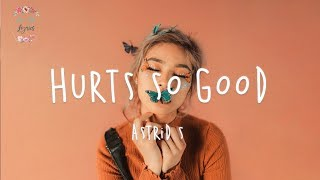 Astrid S - Hurts So Good (Lyric Video)