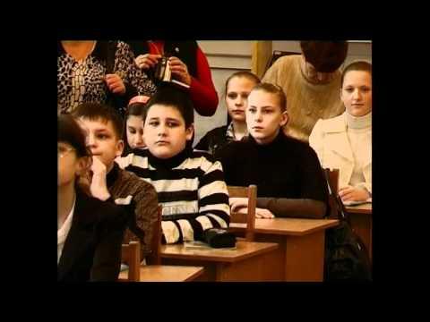 Найкращий  читач України-2011 на Донеччині, частина 1