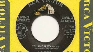 You Understand Me - Sam Cooke (Rare Stereo Version)