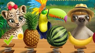 Jungle Animal Video Game - Hair Salon Dress Up MakeUp - Animal Kids Games(Jungle Animal Video Game - Hair Salon Dress Up MakeUp - Animal Kids Games Movie for all age family Mobile funny Free Wild Animal Gameplay full Episode ..., 2016-01-09T13:46:56.000Z)