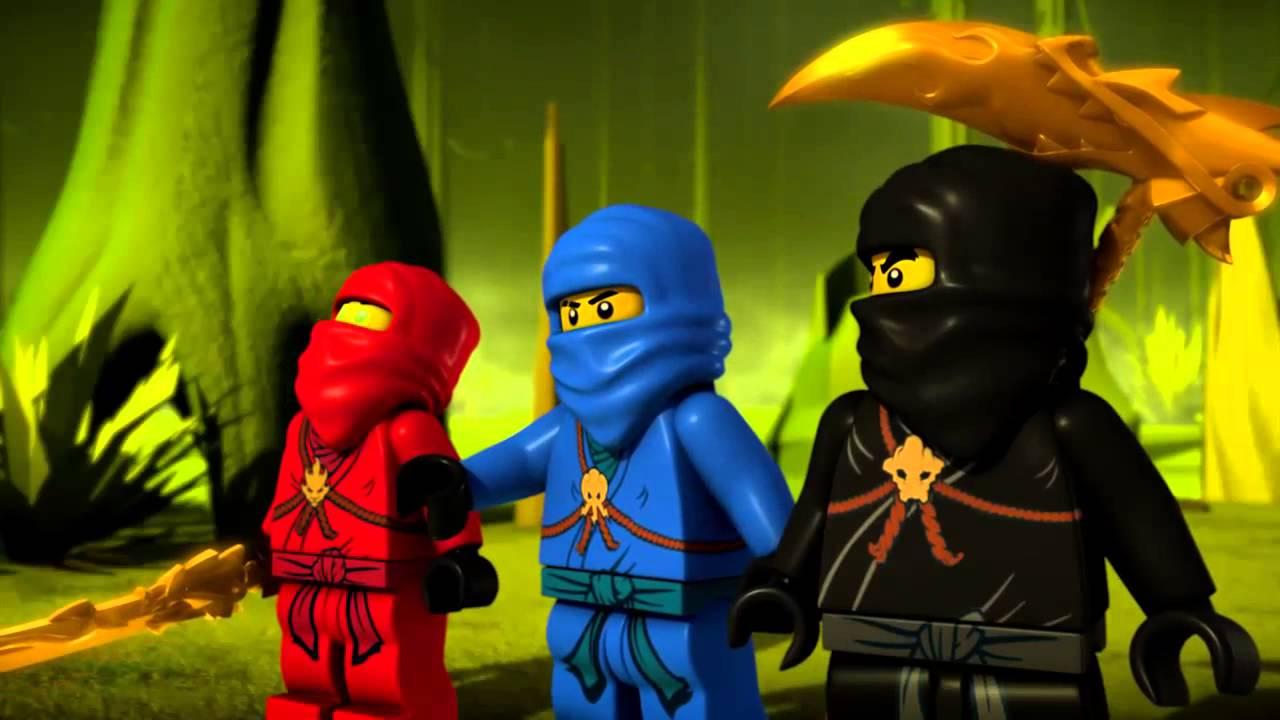 LEGO Ninjago 2012 Episod 5 - En burk med mask (svenska ...