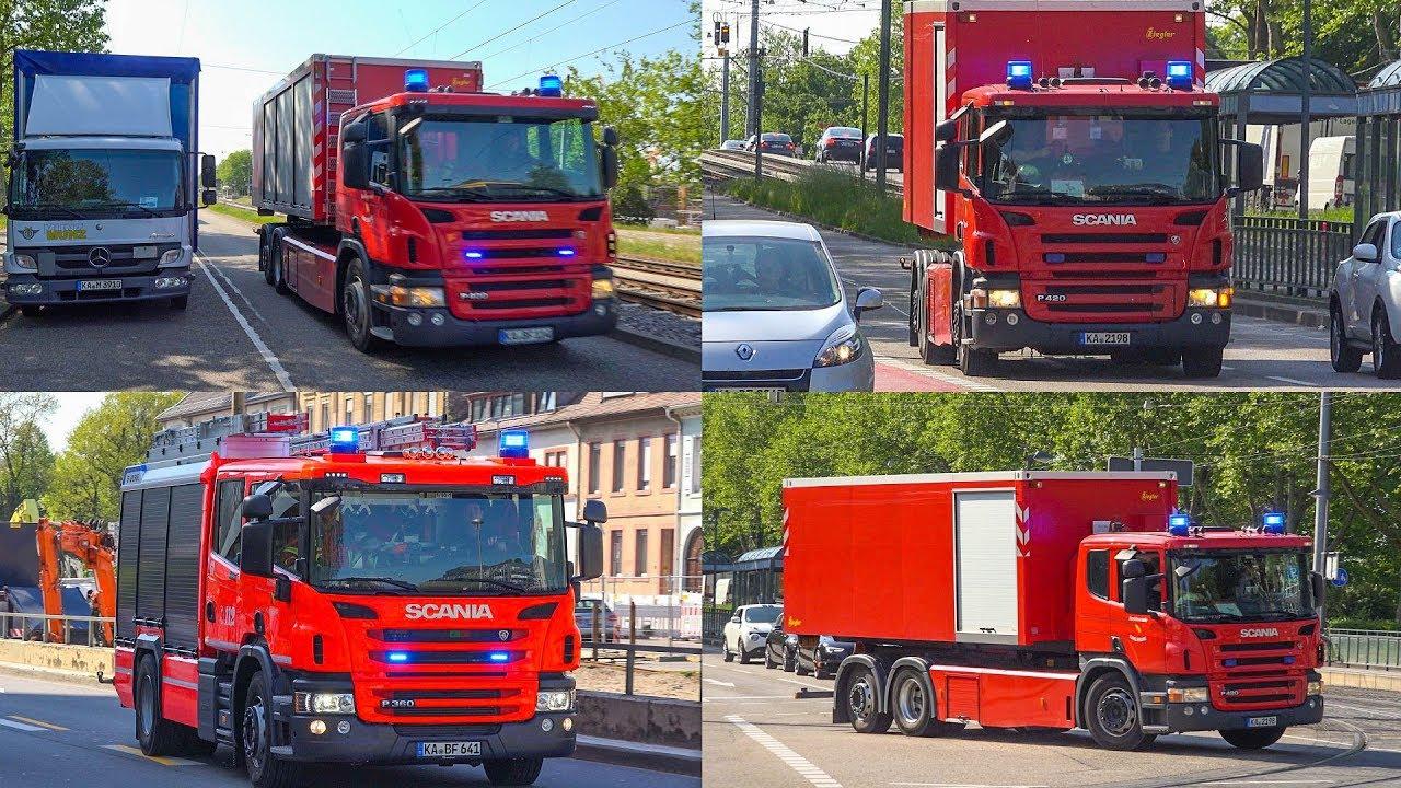 Karlsruhe Feuerwehr