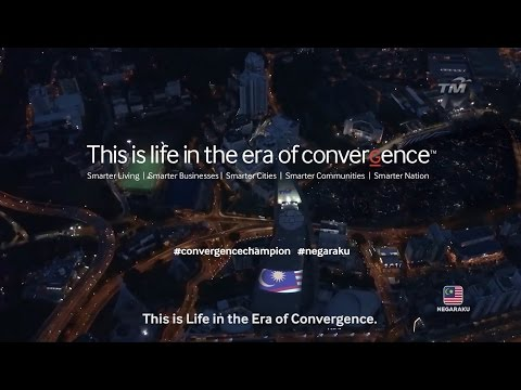 Life in the Era of Convergence - Smarter Living (ENG 30secs)