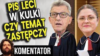 Jak PIS Robi Temat Zastępczy - Pawłowicz i Piotrowicz do Trybunał Konstytucyjny - Analiza Komentator