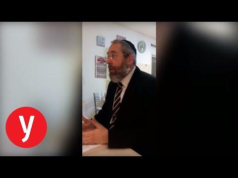 הרב הראשי דוד לאו מוחה על חילול השבת באירוויזיון