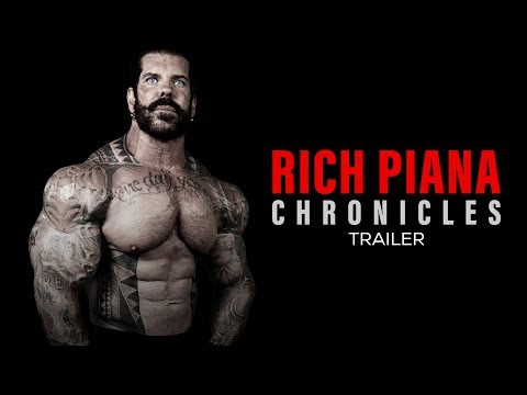 Rich Piana Chronicles - Official Trailer (HD) | Bodybuilding Movie