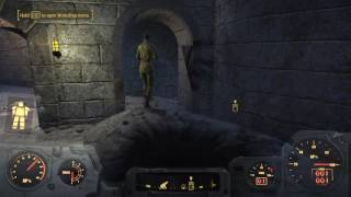 Fallout 4 - Gaining access to the castle's armory