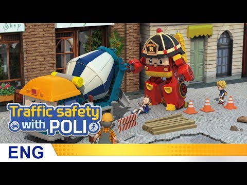 Thumbnail: Trafficsafety with Poli | #23.Things to remember around construction sites