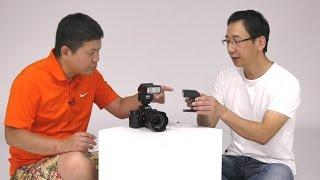高円寺のニッシンジャパンにおじゃまして、新しいストロボ「i60A」につ...
