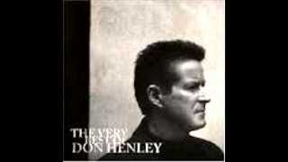 Don Henley - Not Enough Love in the World (HQ)