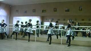 Уроки народного танца 1