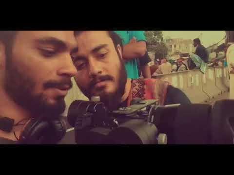 "Behind The Scene Of ""Jaanam Fida E Haideri"" By Sadiq Hussain"