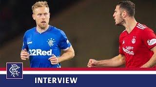INTERVIEW | Scott Arfield | 12 Mar 2019