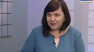 Интервью: Наталья Симдянкина, Центральная городская библиотека и её филиалы, г.Биробиджан