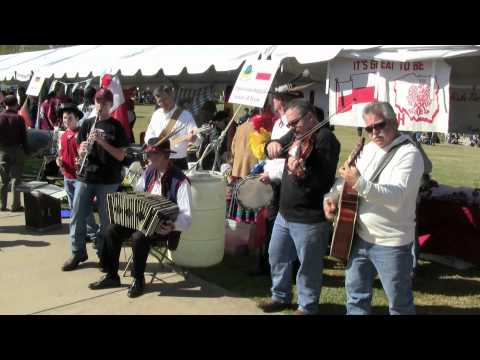 Polish Heritage Music at the 2010 Brazos Valley Wo...