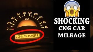 SHOCKING - 1.8rs Per KM - CNG Sahi Hai - Wagon R mileage
