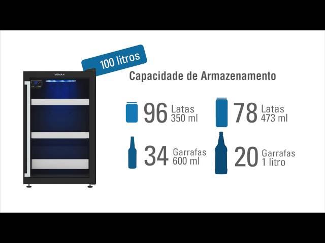 Venax | Cervejeiras Blue Light