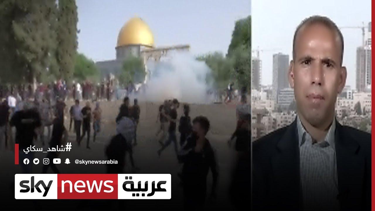 صلاح العبادي: هناك محادثات اليوم بين الصفدي وبلينكن من أجل البحث في قضية الإعتداءات الإسرائيلية  - نشر قبل 9 ساعة