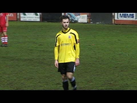 Chatham Town v Faversham Town - Jan 2017