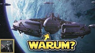 Star Wars: Warum BLOCKADEN immer nur an einer Stelle über einem Planeten gemacht werden