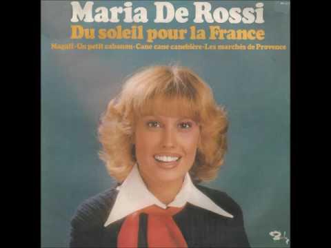 Maria De Rossi - Un petit cabanon