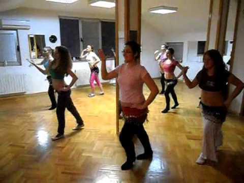 Layali dancing street shaaby onBos Bos
