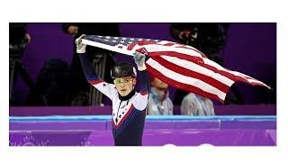 John-Henry Krueger's biggest night through his parents' eyes at the 2018 Winter Olympics