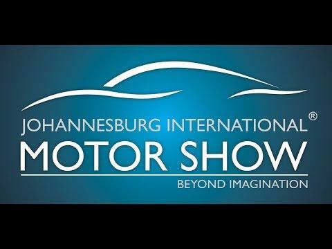 Mercedes Benz Johannesburg Motor Show 2013