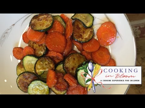 Denise's Tried and True Roasted Veg