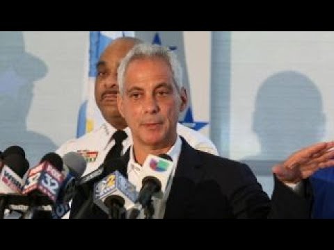 Chicago activists demand Mayor Rahm Emanuel resign